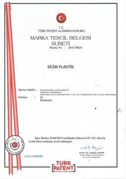MARKA TESCİL BELGEMİZ